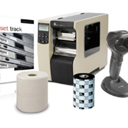 Barcodefactory In-A-Box Government IB-ZEBJOL-RFIDASSET-1
