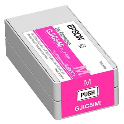 Epson TM-C3500 Magenta Ink Cartridge SJIC22P(M) C33S020582