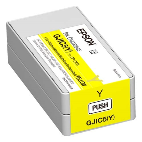 Epson TM-C3500 Yellow Ink Cartridge SJIC22P(Y) C33S020583