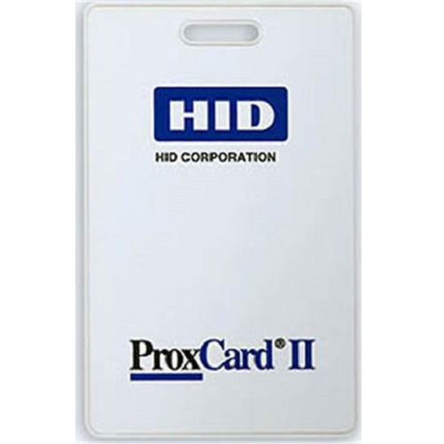 Fargo HID Blank Cards 1324GAN21