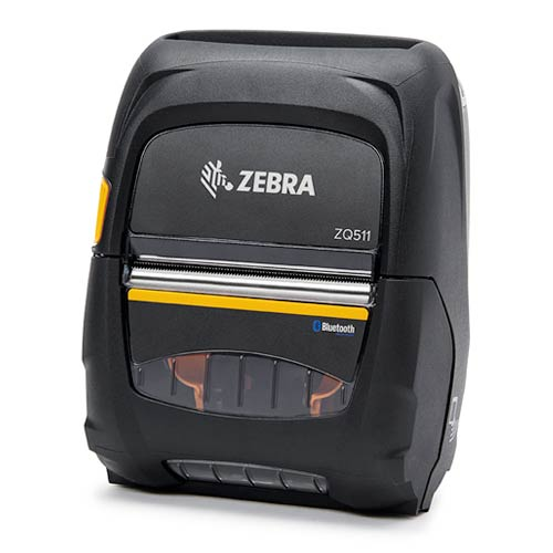 Zebra ZQ511 Mobile Printer ZQ51-BUW0010-00