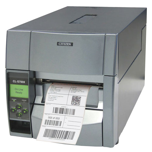 Citizen CL-S700II Industrial Printer CL-S700IIDTNNU-P