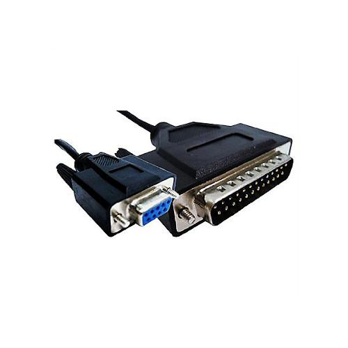 Zebra Null Modem Cable - 6ft 2901-6MF9