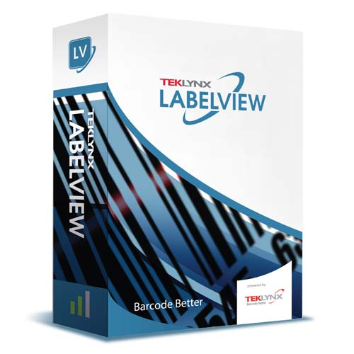 Teklynx LABELVIEW 2019 Pro Software LV19PRN5U