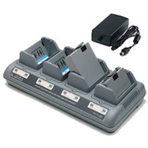 Zebra Li-Ion Quad Battery Charger AC18177-5