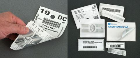 custom rfid labels