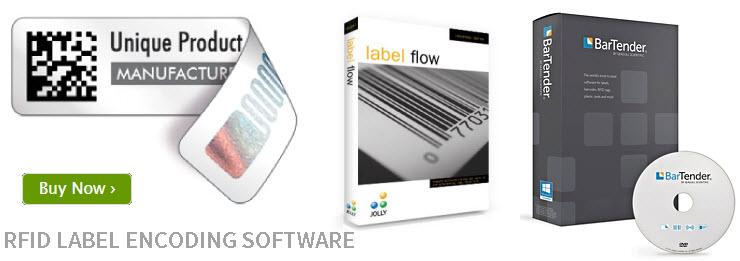 rfid label encoding software