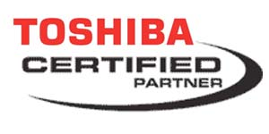toshiba certified partner