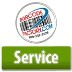 Barcodefactory Service