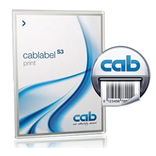 Cab Label software