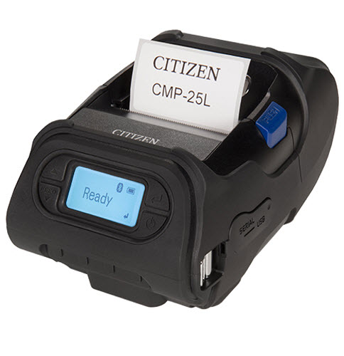Citizen Mobile Printers