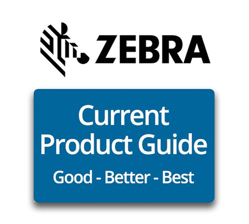 Zebra Product Guide